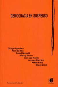 Democracia en suspenso
